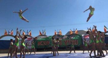 Από το Ισραήλ στο Περιστέρι για το Cosmogym!
