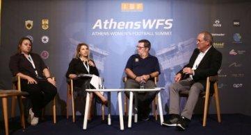 Κοξένογλου στο Athens WFS:«Περήφανοι για την Γυναικεία Ομάδα»!