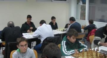 32 σκακιστές στο 12ο Τουρνουά!