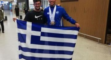 Παγκόσμιος πρωταθλητής ο περιστεριώτης Καλτσουκαλάς!